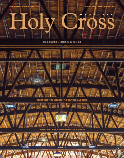 Spring 2019 - Volume 53, Issue 2 - Holy Cross Magazine